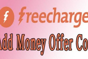freecharge add money offer code