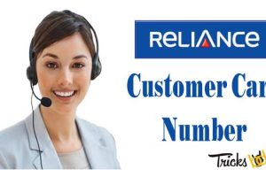 Reliance Customer Care Number