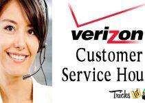Verizon Customer Service Hours
