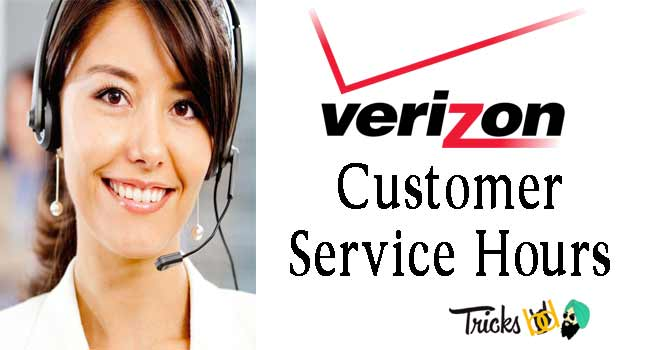 Verizon Customer Service Hours