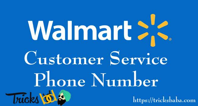 Walmart Customer Service Phone Number