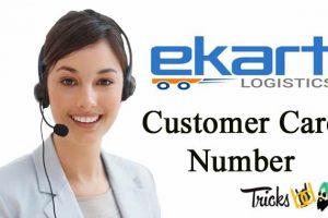 ekart customer care